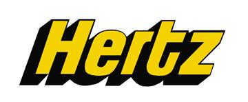 Hertz company logo