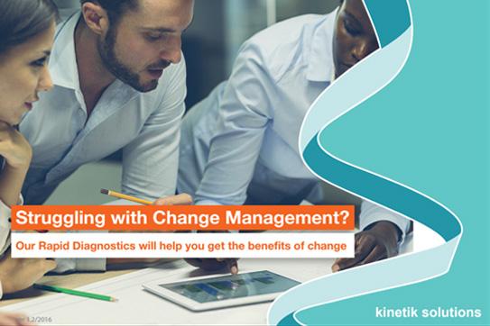 Change Management Cover