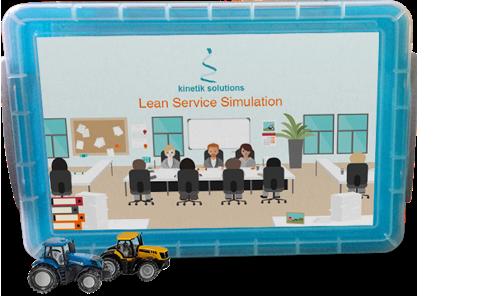 Lean Simulation Game Box