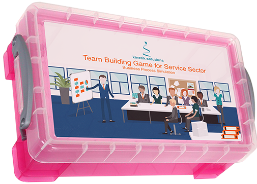 Photo of the Team Building Game product